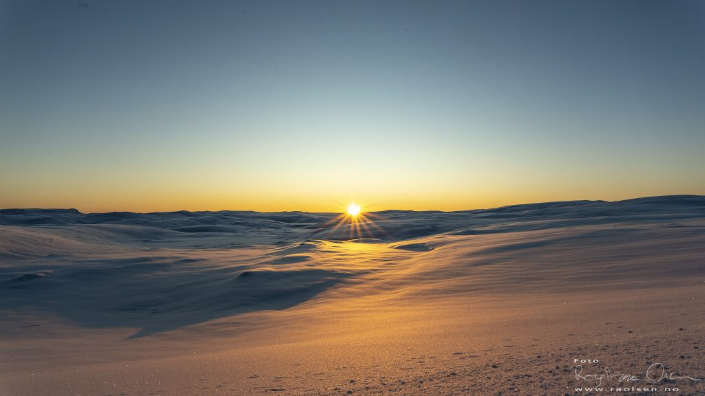 short days and polar nights